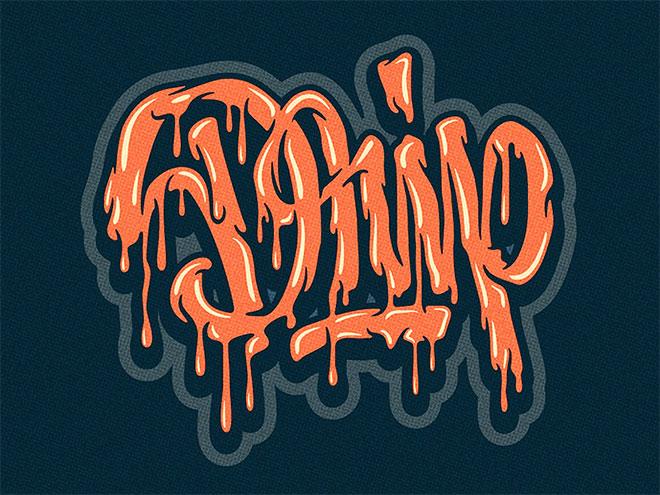 July Typography Inspiration
