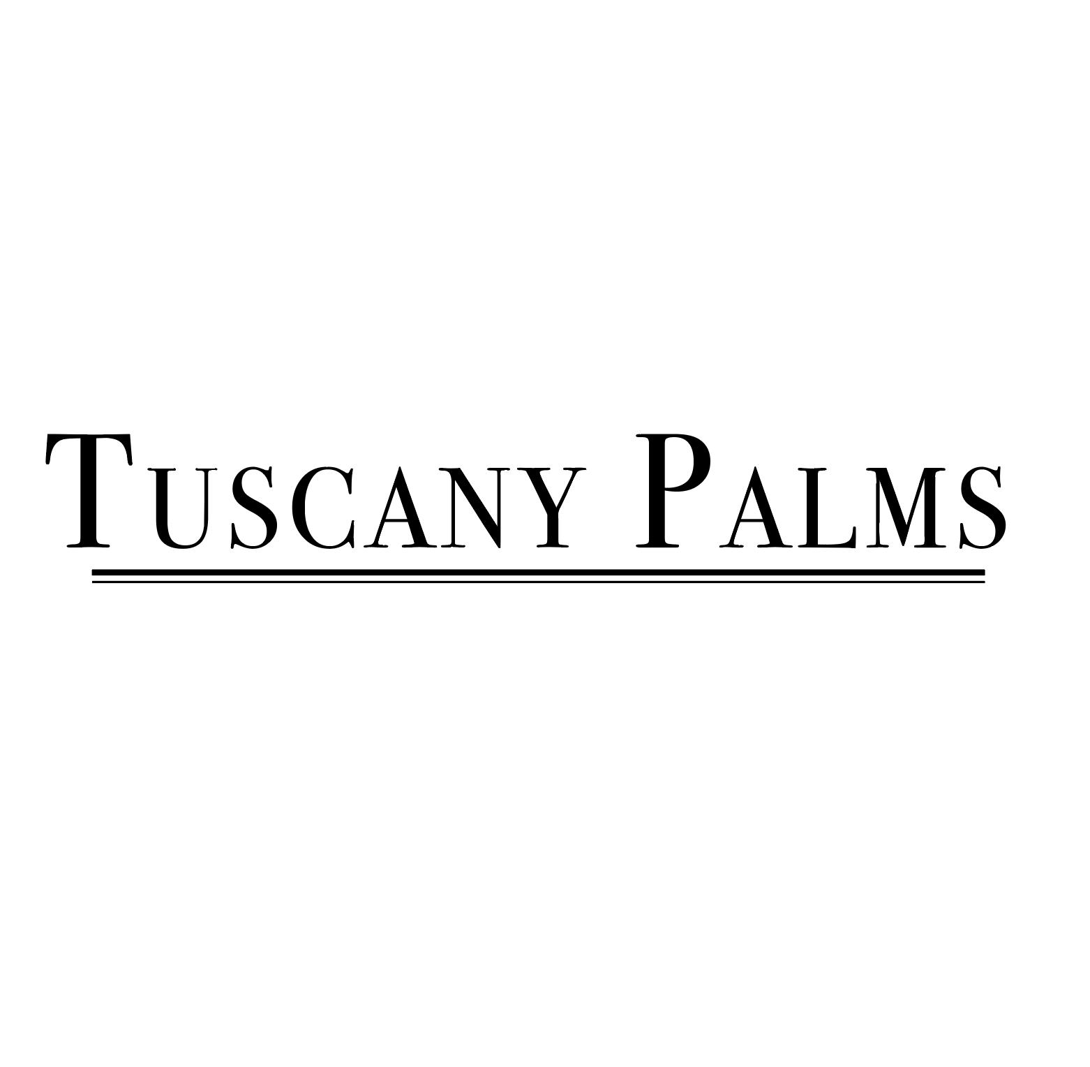 Tuscany Palms Logo